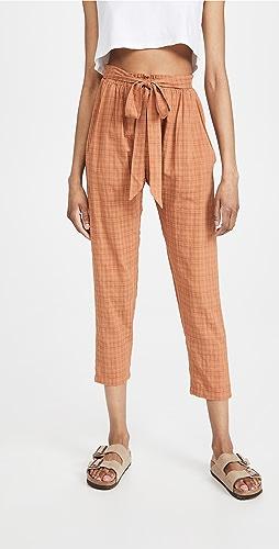 Eberjey - Strata Solid Hudson Pants