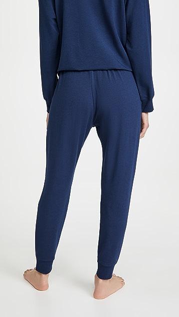 Eberjey Blair Trainer Pants