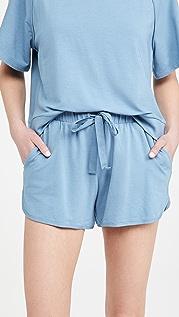 Eberjey Blair Boardwalk 短裤