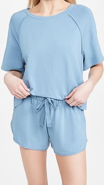 Eberjey Blair Meadow 运动衫