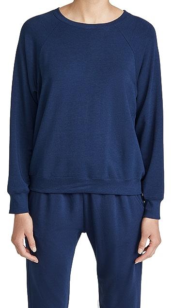 Eberjey Blair Ringer 运动衫