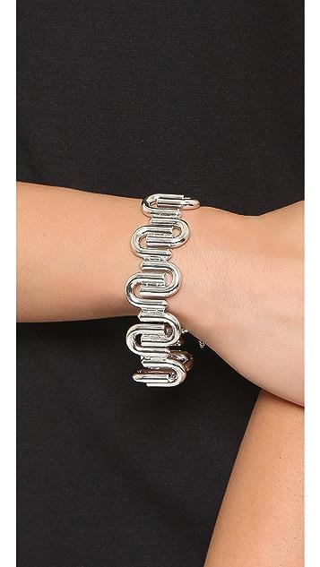 Eddie Borgo Allure Link Bracelet