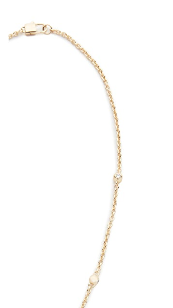 Eddie Borgo Voyager Body Chain Necklace