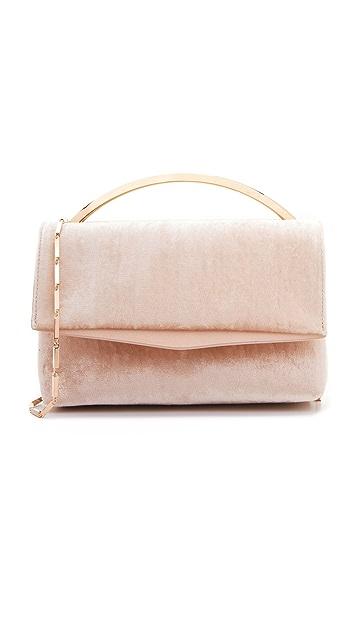Eddie Borgo Boyd Velvet Vanity Bag