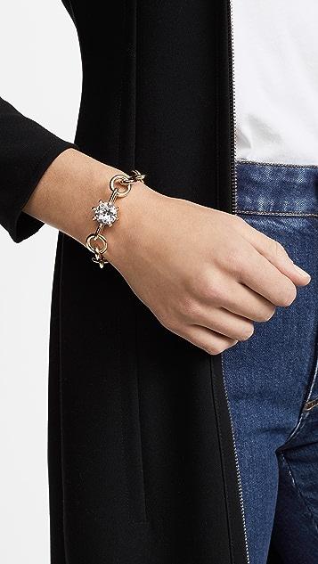 Eddie Borgo Chain Link Estate Bracelet