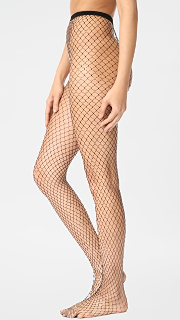 Emilio Cavallini Classic Fishnet Tights