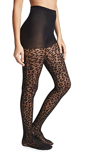 Emilio Cavallini Cheetah Tights
