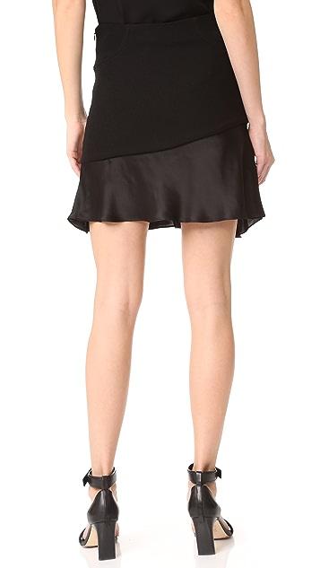 Esteban Cortazar Short Skirt