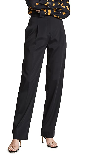 Esteban Cortazar Зауженные брюки