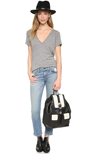 Erin Dana Drawstring Backpack