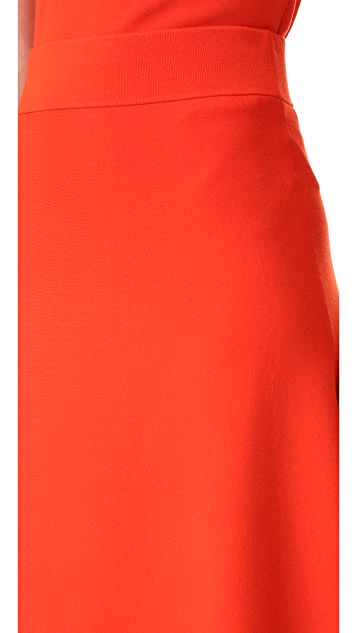 Edition10 Asymmetrical Hem Skirt