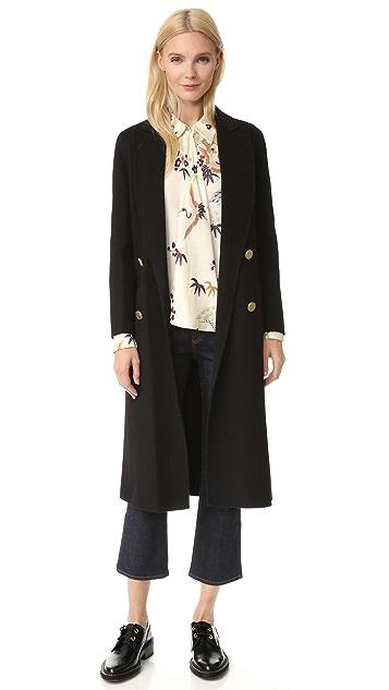 Edition10 Felt Coat