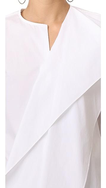 Edition10 Ruffled Shirt