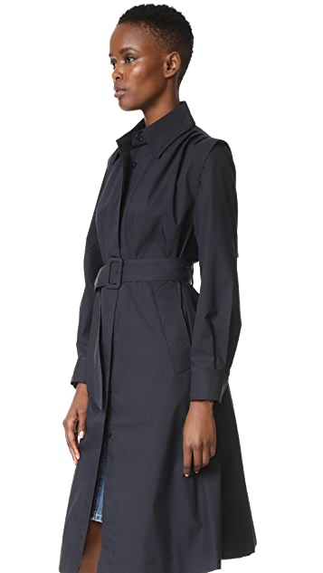 Edition10 Belted Trench Coat
