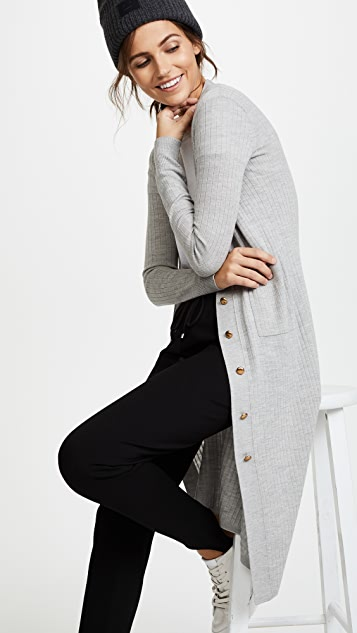 Edition10 Long Cardigan