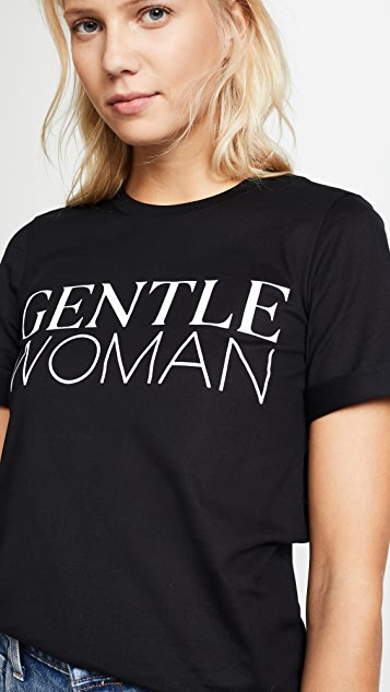 Edition10 Gentle Woman Tee