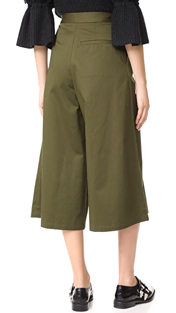 Edition10 High Waisted Culottes