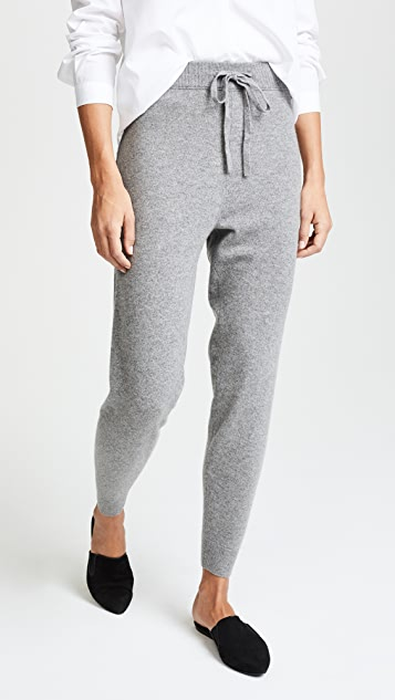 Edition10 Casual Cashmere Pants