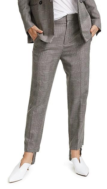 Edition10 Classic Stirrup Pants