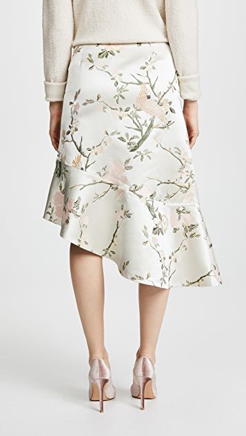 Edition10 Jacquard Skirt