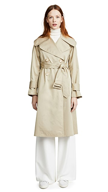 Edition10 Trench Coat in Alfalfa Tan