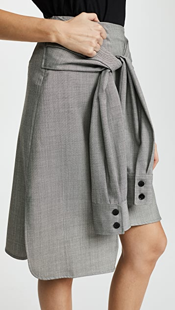 Edition10 Plaid Skirt