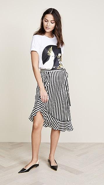 Edition10 Ruffled Skirt