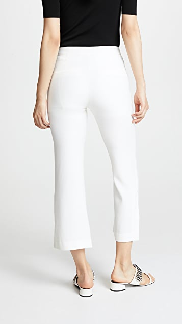 Edition10 Belted Pants with Slits