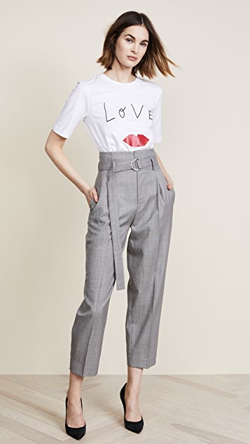 Edition10 Love Printed Tee