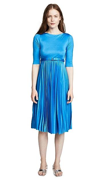 Edition10 Pleated Midi Dress