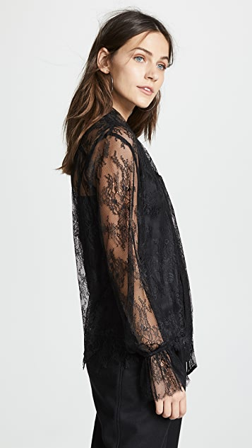Edition10 Lace Top