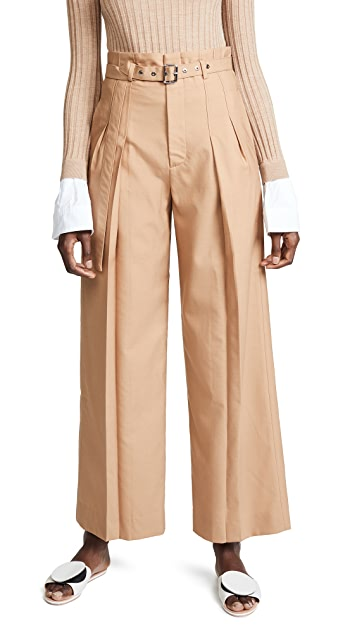 Edition10 Wide Leg Pants