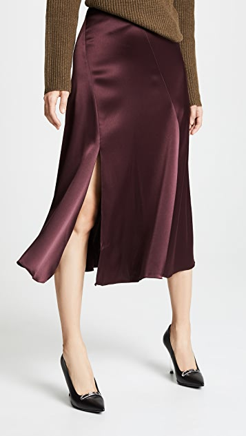 Edition10 Satin Skirt