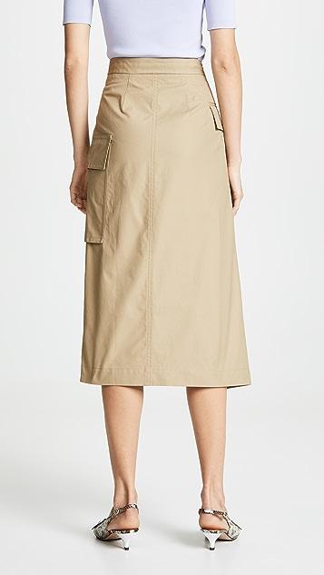 Edition10 Cargo Midi Skirt