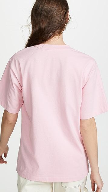 Edition10 Gentle Woman T 恤