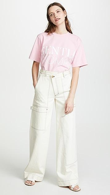 Edition10 Gentle Woman T-Shirt