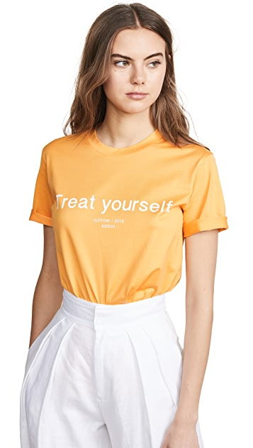 Edition10 Treat Yourself T-Shirt
