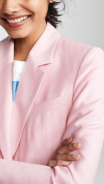 Edition10 Wrap Waist Blazer
