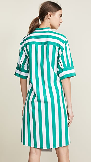 Edition10 Striped Dress