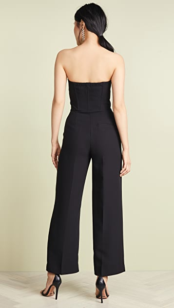 Edition10 Strapless Jumpsuit