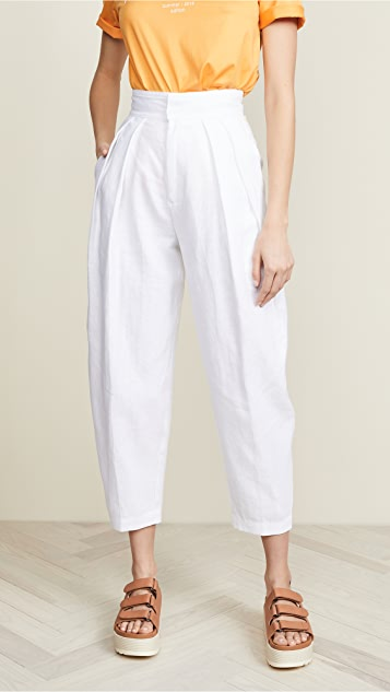 Edition10 High Waist Trousers