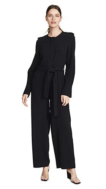 Edition10 Belted Jumpsuit
