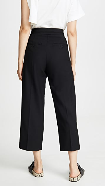 Edition10 羊毛裤子