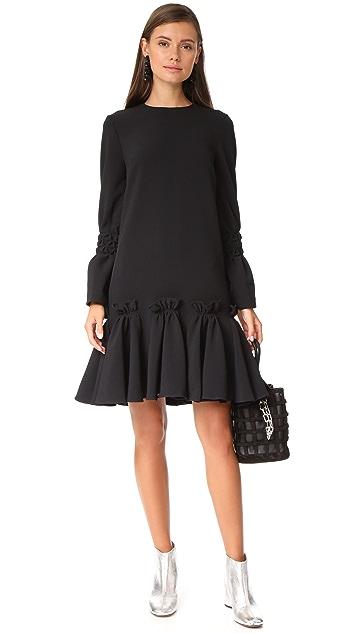 EDIT Peplum Dress
