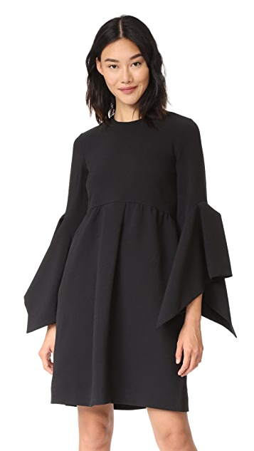EDIT Box Pleat Easy Dress