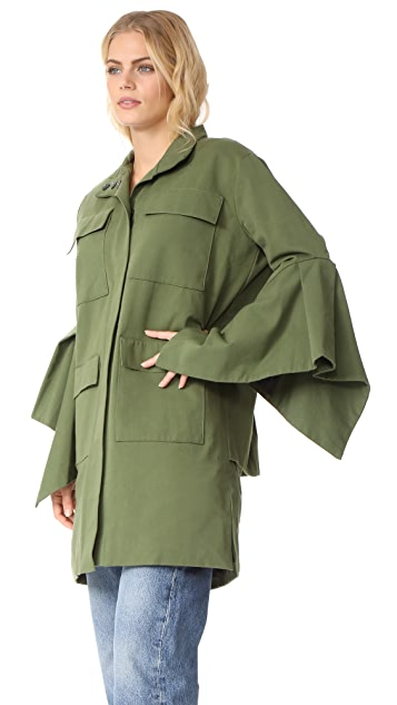 EDIT Cargo Coat