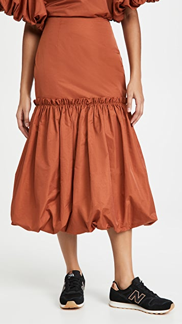 EDIT Bubble Hem Skirt