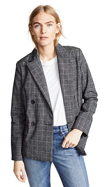 ei8htdreams Double Breasted Blazer
