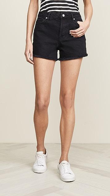 ei8htdreams High Rise Denim Shorts