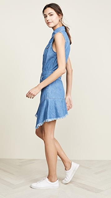 ei8htdreams Marais Asymmetrical Dress